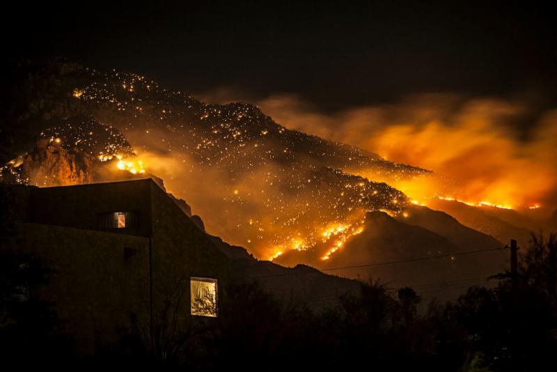 Via KVOA News; Photo by Photo: Pedro Romano