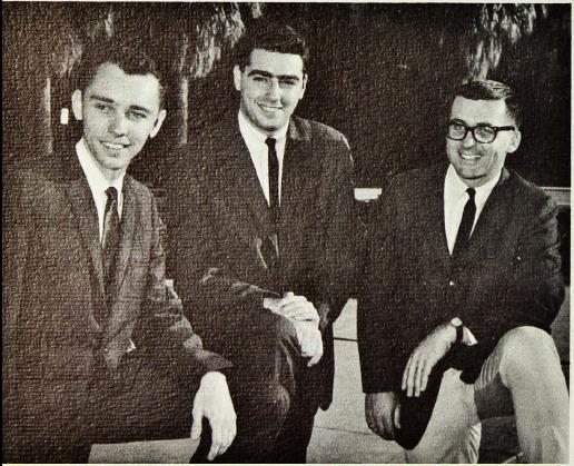 1964 Arizona Law Moot Court Team